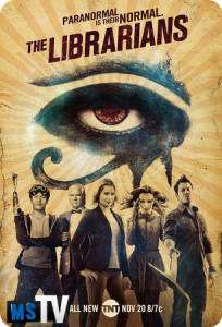 The Librarians US T3 [HDTV | 720p] Inglés Sub.