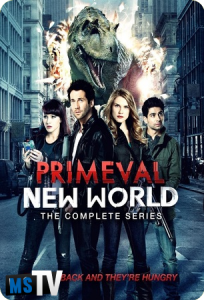 Primeval: New World T1 [BRRip | m720p] Castellano