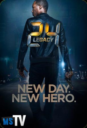 24: Legacy T1 [1080p WEB-DL] Subtitulada
