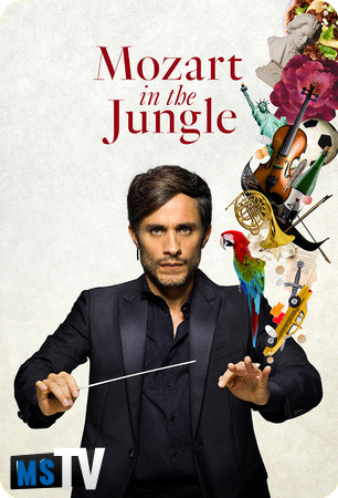 Mozart in the Jungle T3 [WEBRip | m720p] Castellano