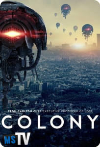 Colony (2016) T2 [1080p WEB-DL] Subtitulada