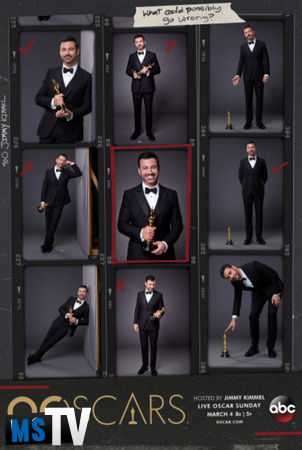 The Oscars 2018 [HDTV | 720p] Inglés
