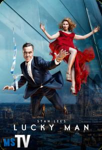 Stan Lee's Lucky Man T2 [HDTV | 720p] Inglés Sub.
