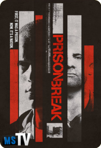 Prison Break T5 [WEBRip | m720p] Castellano