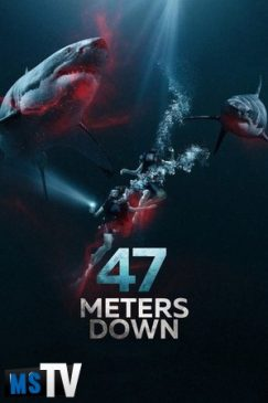 47 Meters Down 2017 [BluRay / BDRip | HEVC / 720p / 1080p] Subtitulada