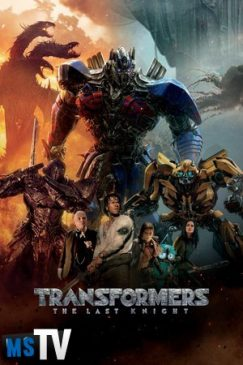 Transformers The Last Knight 2017 [BluRay / BDRip | x265 / 720p / 1080p] Subtitulada