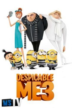 Despicable Me 3 2017 [BluRay / BDRip | x265 / 720p / 1080p] Subtitulada