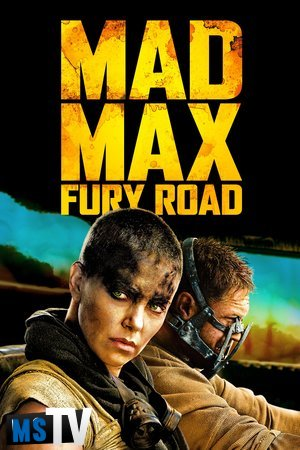 Mad Max Fury Road 2015 [BluRay / BDRip | HEVC / 720p / 1080p] Subtitulada
