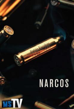 Narcos T2 [480p WEBRip] Subtitulada
