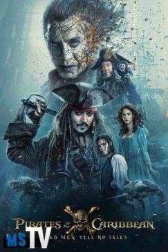 Pirates of the Caribbean Dead Men Tell No Tales 2017 [BluRay / BDRip | HEVC / 720p / 1080p] Subtitulada