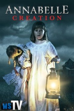 Anabelle 2 Creation 2017 [BluRay / BDRip | x265 / 720p / 1080p] Subtitulada
