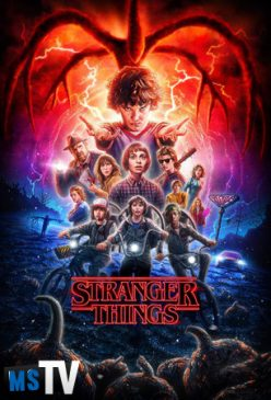 Stranger Things T2 [480p WEB-DL] Subtitulada