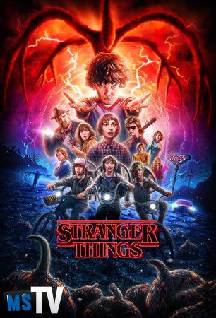 Stranger Things T2 [480p WEB-DL] Subtitulada