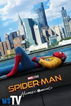 Spider-Man Homecoming 2017 [BluRay / BDRip | x265 / 720p / 1080p] Subtitulada