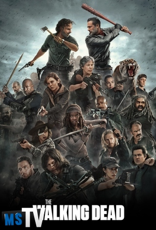The Walking Dead T8 [480p WEB-DL] Subtitulada