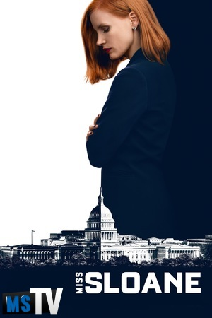 Miss Sloane 2016 [BluRay / BDRip | x265 / 720p / 1080p] Subtitulada