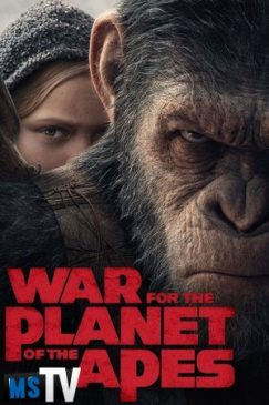War For The Planet Of The Apes 2017 [BluRay / BDRip | x265 / 720p / 1080p] Subtitulada