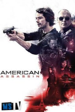 American Assassin 2017 [BluRay / BDRip | x265 / 720p / 1080p] Subtitulada