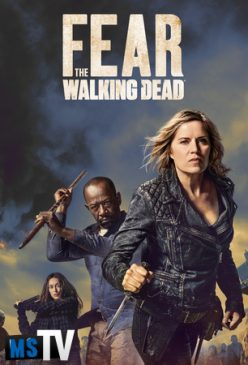 Fear The Walking Dead T4 [480p WEBRip] Subtitulada