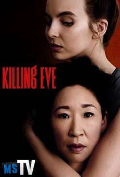 Killing Eve T1 [m720p / WEB-DL] Castellano
