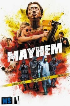 Mayhem 2017 [BluRay / BDRip | x265 / 720p / 1080p] Subtitulada