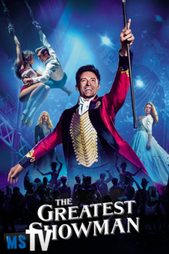 The Greatest Showman 2017 [BluRay / BDRip | x265 / 720p / 1080p] Subtitulada