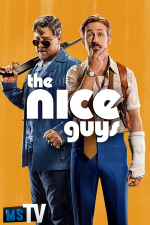 The Nice Guys 2016 [BluRay / BDRip | x265 / 720p / 1080p] Subtitulada