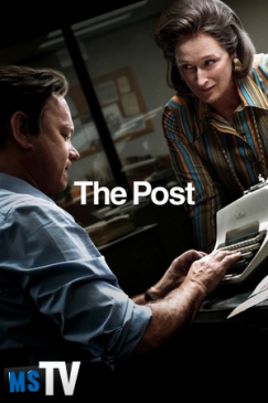 The Post 2017 [BluRay / BDRip | x265 / 720p / 1080p] Subtitulada