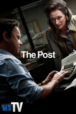 The Post 2017 [BluRay / BDRip | x265 / 720p / 1080p] Subtitulada