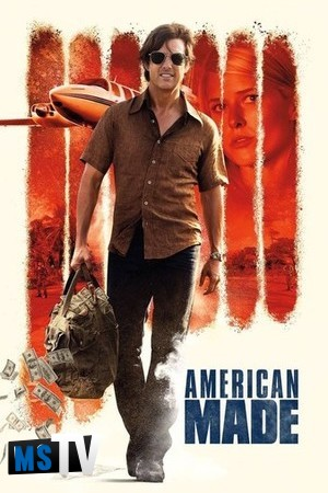 American Made 2017 [BluRay / BDRip | x265 / 720p / 1080p] Subtitulada