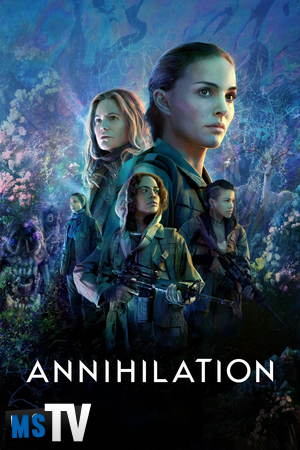 Annihilation 2018 [BluRay / BDRip | x265 / 720p / 1080p] Subtitulada