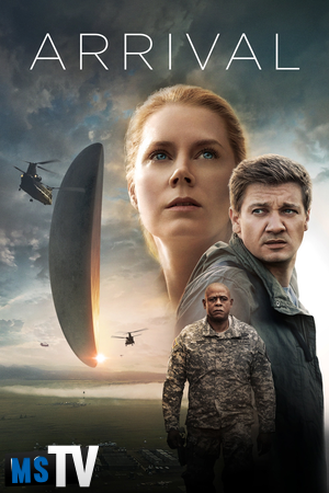 Arrival 2016 [BluRay / BDRip | x265 / 720p / 1080p] Subtitulada