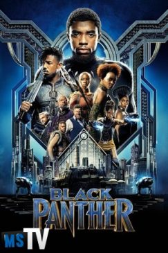 Black Panther 2018 [BluRay / BDRip | x265 / 720p / 1080p] Subtitulada