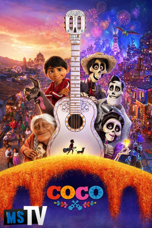 Coco 2017 [BluRay / BDRip | x265 / 720p / 1080p] Subtitulada