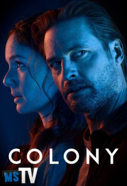 Colony T2 [m720p / WEB-DL] Castellano