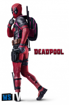 Deadpool 2016 [BluRay / BDRip | x265 / 720p / 1080p] Subtitulada