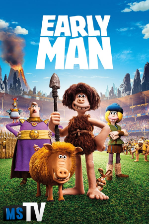 Early Man 2018 [BluRay / BDRip | x265 / 720p / 1080p] Subtitulada