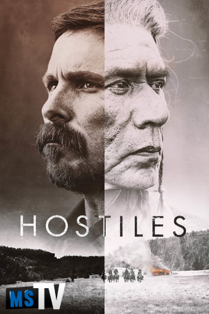 Hostiles 2017 [BluRay / BDRip | x265 / 720p / 1080p] Subtitulada