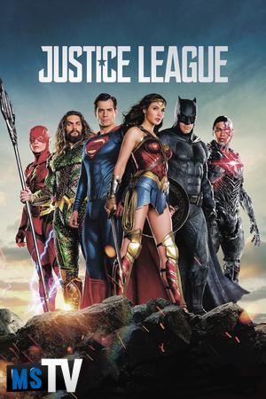 Justice League 2017 [BluRay / BDRip | x265 / 720p / 1080p] Subtitulada