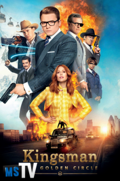 Kingsman The Golden Circle 2017 [BluRay / BDRip | x265 / 720p / 1080p] Subtitulada