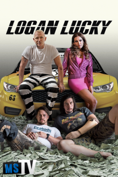 Logan Lucky 2017 [BluRay / BDRip | x265 / 720p / 1080p] Subtitulada