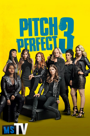 Pitch Perfect 3 2017 [BluRay / BDRip | x265 / 720p / 1080p] Subtitulada