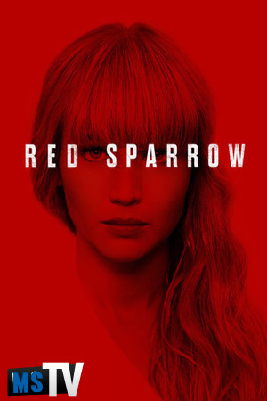 Red Sparrow 2018 [BluRay / BDRip | x265 / 720p / 1080p] Subtitulada