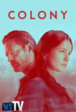 Colony T3 [480p WEB-DL] Subtitulada