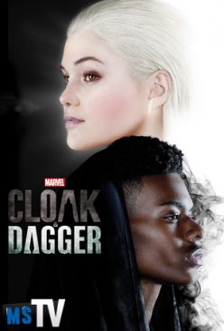 Marvels Capa y puñal (Marvels Cloak and Dagger) T1 [m720p / WEB-DL] Castellano