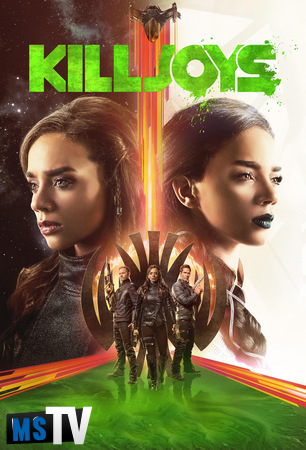 Killjoys T4 [m720p / WEB-DL] Castellano