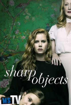 Heridas abiertas (Sharp Objects) T1 [m720p / WEB-DL] Castellano