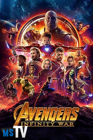 Avengers Infinity War 2018 [BluRay / BDRip | x265 / 720p / 1080p] Subtitulada