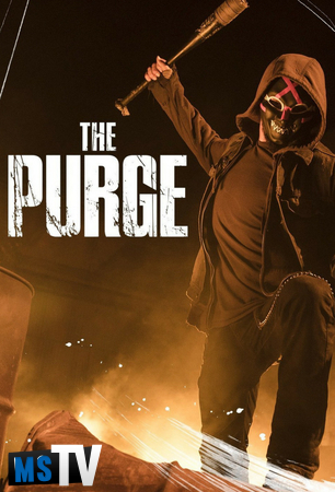 The Purge T1 [480p WEB-DL] Subtitulada