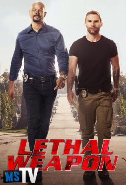 Arma Letal (Lethal Weapon) T3 [m720p / WEB-DL] Castellano